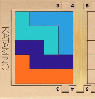 Solution possible pour réaliser un PENTA 4 en choisissant soi-même aléatoirement ses pièces.